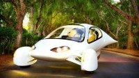 From MSNBC.com: Mere Earthlings will likely do some serious rubbernecking when the Aptera Typ-1 three-wheeled vehicle hits the road, perhaps as early as this year. The vehicle, shown here, is […]
