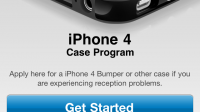 Direct link to iPhone app to get free bumper or case for your iPhone 4: http://j.mp/bl6ul9 # New #iPhone Article from @iphoneschool: Apple Releases iPhone 4 Case Program App [list...